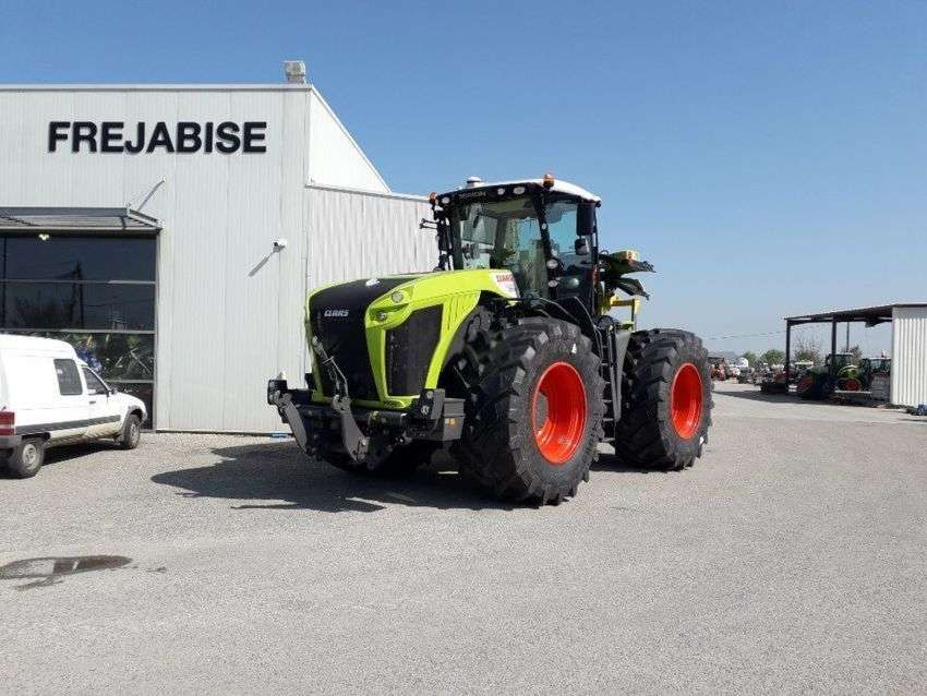 Claas Xerion 5000 - 2019