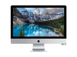 "Apple iMac 27"" Core i5 8GB ram 1TB Storage 5K retina display"