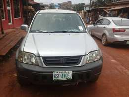 Honda Crv newly registered