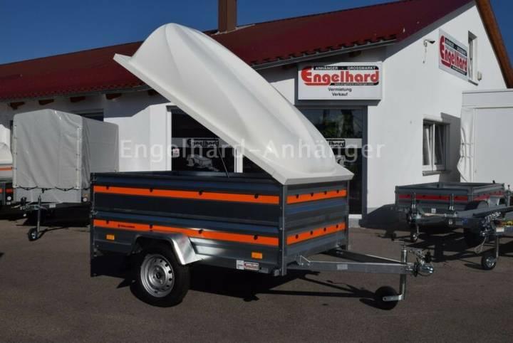 TEMA ECO 2012 Poly DBW - 750 kg ca. 205x 125 x 90 cm