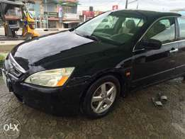Honda Accord 4 plugs bought brand new first body leather seat clean di