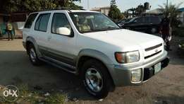 Clean Registered 2000 Infiniti QX 4 With Auto Leather Cold AC Alloy