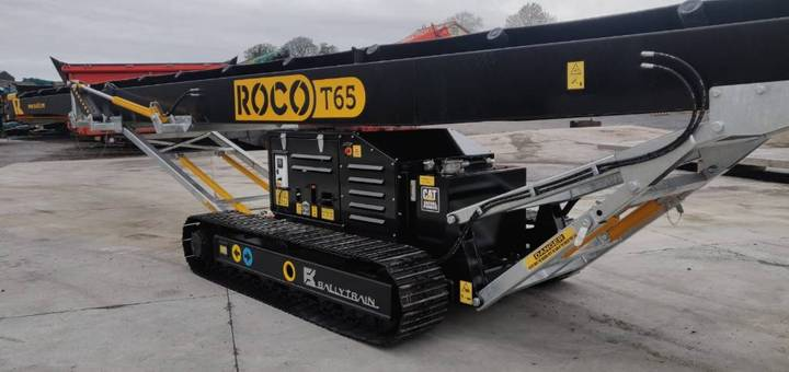 Roco T65 Tracked Stacker - 2019 - image 4