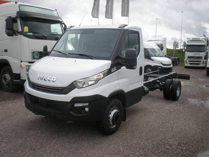 Iveco Daily 70 C 18 - 2019