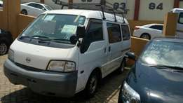 Nissan vannete fully complied with Ntsa rules buy n drive