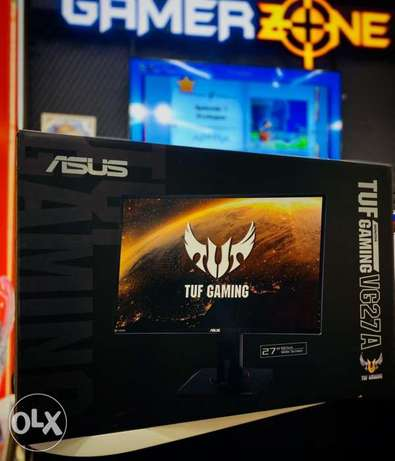Asus 280 Hz Gaming Monitor Available in gamerzone sohar branch.