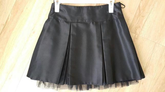 70cd4e3593 Czarna spódnica