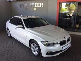 BMW 320i Luxury Line auto (F30)