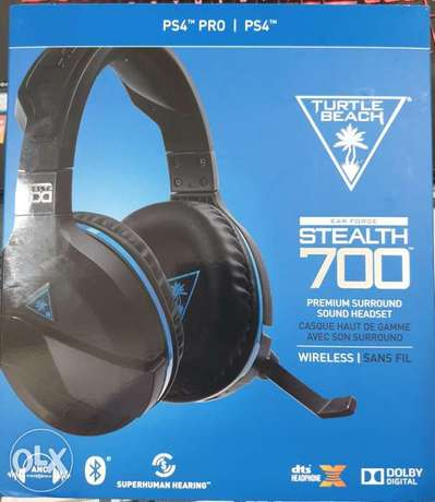 Gaming Headsets Stealth 700 pro