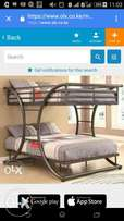 Alexiz metal beds and restaurant furnitures