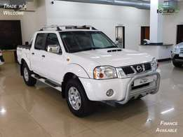 2015 Nissan Hardbody NP300 Silver Ltd Edition now available!
