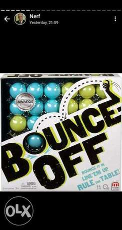 bounce off toy