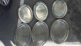 Catering Stainless steel trays