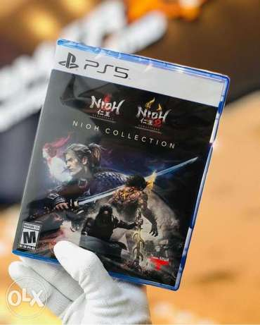 Nioh Collection Ps5 Game available Now