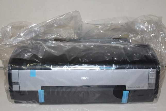 Epson A3 1410 Printer 6 color inkjet for Large Photos, Posters, Docs Nairobi CBD - image 3