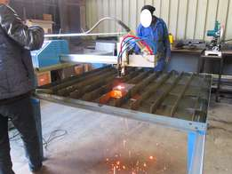 P-1530P MetalWise Lite CNC Plasma/Flame Dry/Water Cutting Table