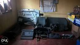 Toyota DX spare parts