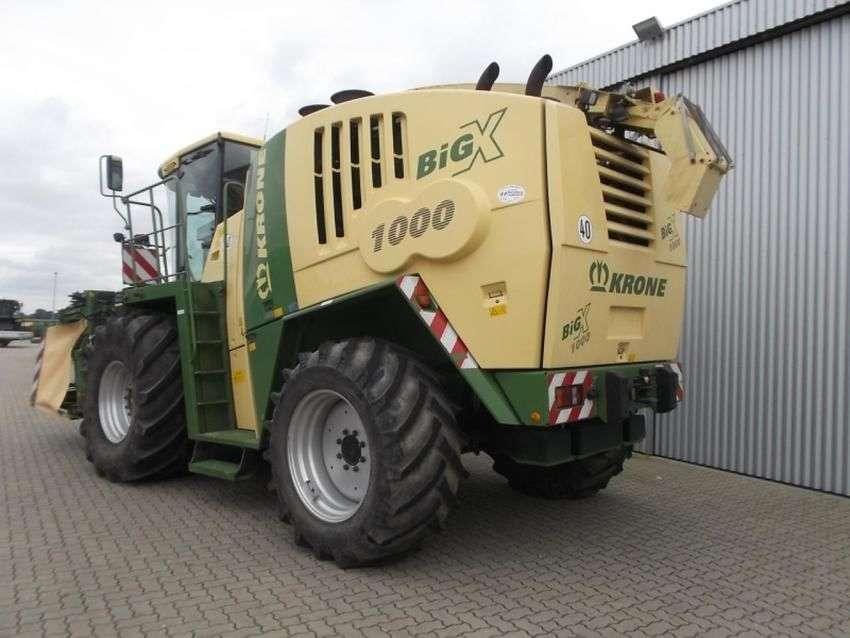 Krone Big X 1000 - 2010 - image 3