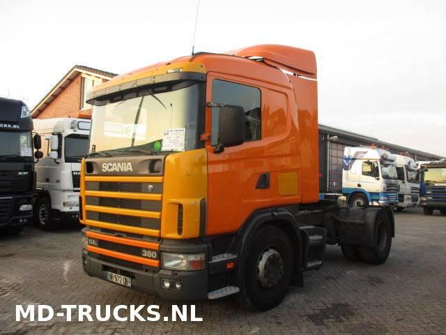 Scania 114 340 manual - 2000