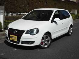 Vw polo gti wanted 1.6