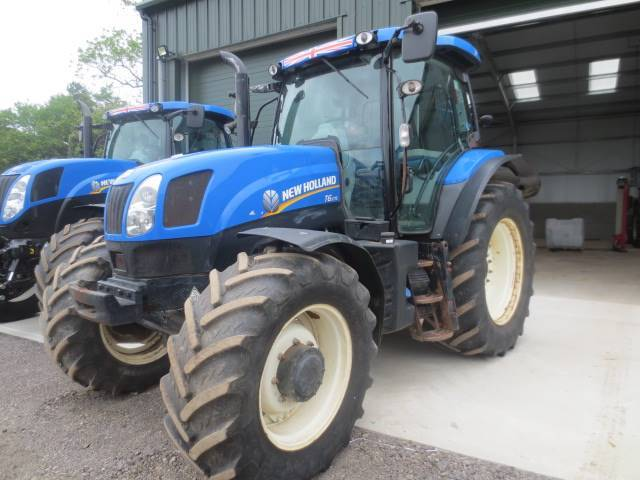 New Holland T 6.175 - 2013