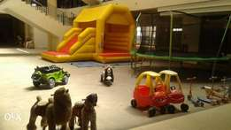 9,000 sq ft to set up a Children Play and Amusement Centre