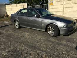 E39 530i BMW..bargain buy