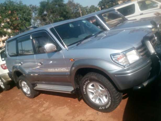 TX manual for sale Kampala - image 4
