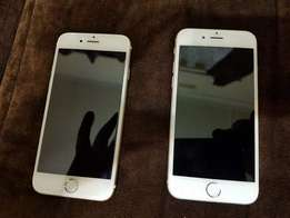 Iphones and Samsungs for sald