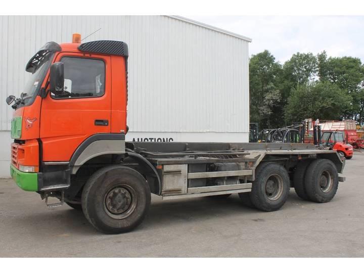 Terberg FM1350 6x6 Vrachtwagen Met Kabelsysteem - 1999