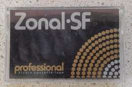 Zonal -SF Professional Studio Blank tapes C90