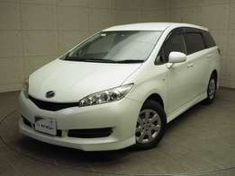 Toyota Wish AERO shape, Valvematic Engine 2010 KCM on Offer DEAL