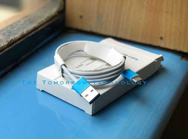 Type C to USB cable brand new and sealed in a shop Nairobi CBD - image 1