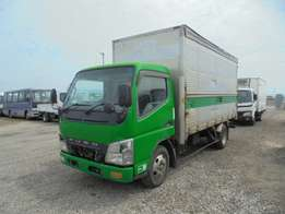 MITSUBISHI / Canter CHASSIS # FE74DV-56 year 2009