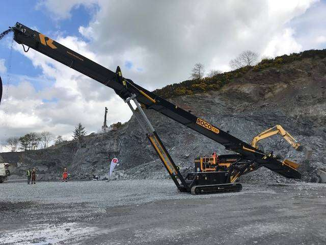 Roco T80 Tracked Stacker - 2019 - image 5