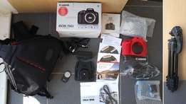 New Canon EOS 750D For Sale