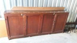 Old wood cupbord for sale