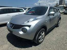 Brand New showroom car: Juke