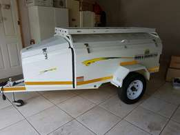 2013 Challenger Town and country 210 trailer for camping