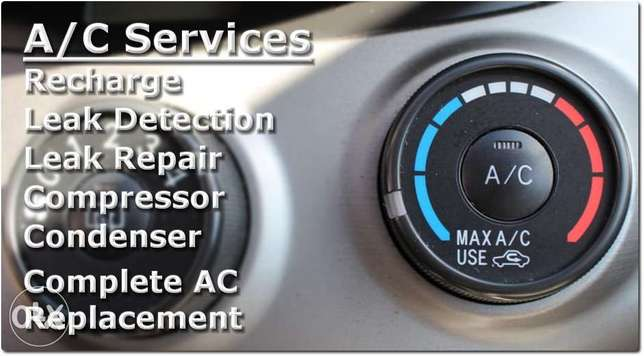 Auto air conditioner compressors & condensers جدة -  5
