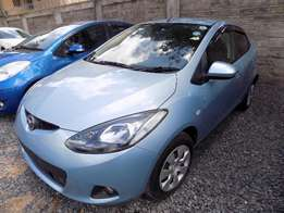 New Arrival of Mazda Demio,2009 Model,1300cc,Dark Interior,Low Millieg