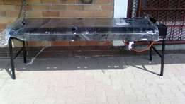 4plate gas burner table for sale