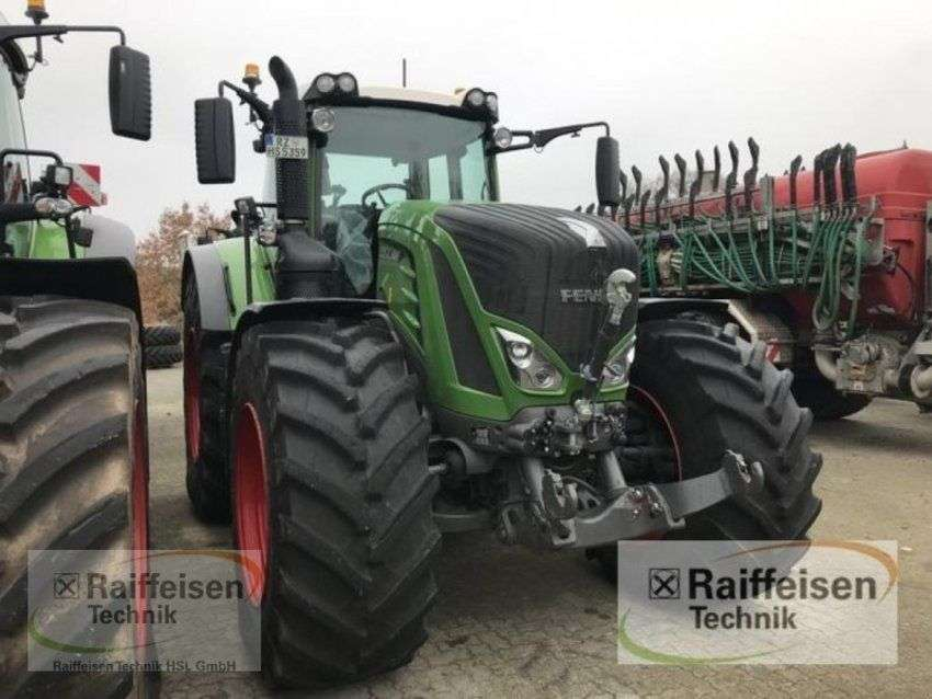 Fendt 936 profi plus - 2018