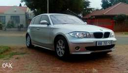 Clean 1series 120i to swop or sell R80.000