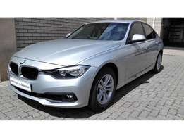 2016 BMW 320i F30 Steptronic with low mileage