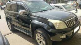 Toyota Prado, Kbt, 7seater with sunroof