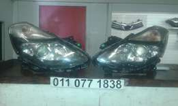 Renault Clio 3 Headlights for Sale