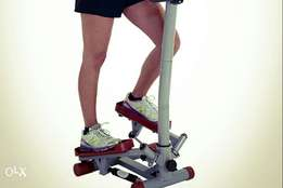 Build your thigh and exercise your body with this standing stepper
