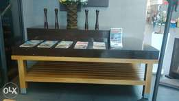 Display table for sale