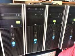 Core i3 & i5 Hp desktop Towers